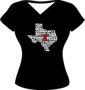 Girls in Gis Tx Shirt